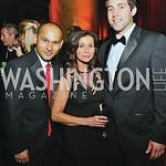 Lynda Erkiletian with Juan Antonio and Jesse Kaye