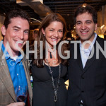Mary Amons with Jason Sickles and Cyrus Zolghardri