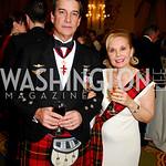 Stevenson Wallace, Joyce Wallace, Tartan Ball, November 13, 2010, Kyle Samperton