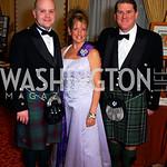 Andrew Bell, Rhonda Wardlaw, Scott Burrell, Tartan Ball, November 13, 2010, Kyle Samperton