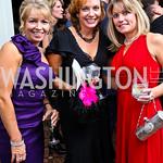 Photo by Tony Powell. Dawn Laughlin, Michele Chesneau, Allison Ramsey. Wings of Hope Gala. Trump Golf Club. November 6, 2010