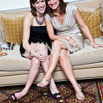Photo by Tony Powell. Colleen Gillis Snow, Carrie Wagner. Wings of Hope Gala. Trump Golf Club. November 6, 2010