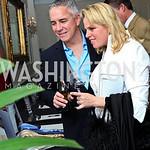 Photo by Tony Powell. Paul Williams, Cathy Merrill Williams. Wings of Hope Gala. Trump Golf Club. November 6, 2010