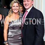 Photo by Tony Powell. Natalie and Chad MacDonald. Wings of Hope Gala. Trump Golf Club. November 6, 2010