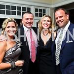 Photo by Tony Powell. Natalie and Chad MacDonald, Shaun and Phil Simonides. Wings of Hope Gala. Trump Golf Club. November 6, 2010