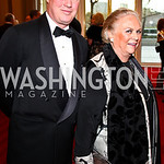Trevor Potter, Jacqueline Badger Mars. Kennedy Center Spring Gala. Photo by Tony Powell. April 3, 2011