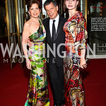 Adrienne Arsht, Conrad and Ludmila Cafritz. Kennedy Center Spring Gala. Photo by Tony Powell. April 3, 2011