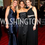 Juliet Berkowitz, Bianca Mlotok, Jenae Noell. Kennedy Center Spring Gala. Photo by Tony Powell. April 3, 2011