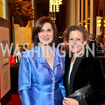 Victoria Reggie Kennedy and Kara Kennedy Allen. Kennedy Center Spring Gala. Photo by Tony Powell. April 3, 2011