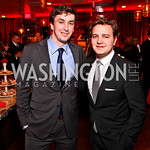 Artur Orkisz, Peter Nonis. CNN Congressional Correspondent's Dinner After Party. Photo by Tony Powell. Lincoln. March 30, 2011