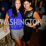 Donna Lee,Cheryl Romero,Events DC Launch Event At SAX Restaurant,June 22,2011,Kyle Samperton