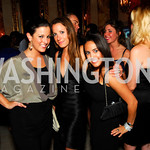 Anna Croll,Kira Bates,Alexandra Ludmer,Events DC Launch Event At SAX Restaurant,June 22,2011,Kyle Samperton