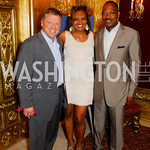 Adam Sachs,Chinyere Hubard,Yebbe Watkins,Events DC Launch Event At SAX Restaurant,June 22,2011,Kyle Samperton