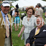Chairman Will Allison, Former Virginia Lt. Governor Henry Hager and wife Maggie Hagger