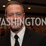 Maryland Governor Martin O'Malley. National Wildlife Federation's 75th Anniversary Gala honoring Robert Redford at Hyatt Regency Capital Hill. Photo by Alfredo Flores. April 13, 2011.