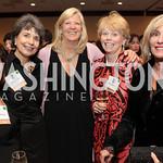 Debora WIlliams, Marjorie Lewis, Sandra McIntosh, Lori Dabinett, Elizabeth Von Hassell. National Wildlife Federation's 75th Anniversary Gala honoring Robert Redford at Hyatt Regency Capita ...