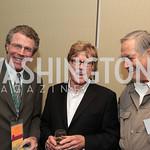 Craig Thompson, Robert Redford, Jim Fowler. National Wildlife Federation's 75th Anniversary Gala honoring Robert Redford at Hyatt Regency Capital Hill. Photo by Alfredo Flores. April 13, 2 ...