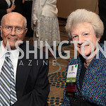Rep. John D. Dingell (D - MI), Martha Darling. National Wildlife Federation's 75th Anniversary Gala honoring Robert Redford at Hyatt Regency Capital Hill. Photo by Alfredo Flores. April 13 ...