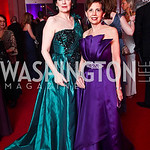 Roxanne Roberts, Adrienne Arsht. Photo by Tony Powell. Opera Ball. Embassy of China. May 7, 2011