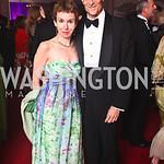 Meryl and Michael Chertoff. Photo by Tony Powell. Opera Ball. Embassy of China. May 7, 2011