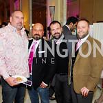 Rick Davis,Christopher Vasquez,Brad Roberts,Stephen Strasser,Pink Tie Party,March 23,2011,Kyle Samperton