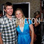 Rufus Lusk, Katharine Zaleski,Roaring 20's Party at Eden,July 28,2011,Kyle Samperton