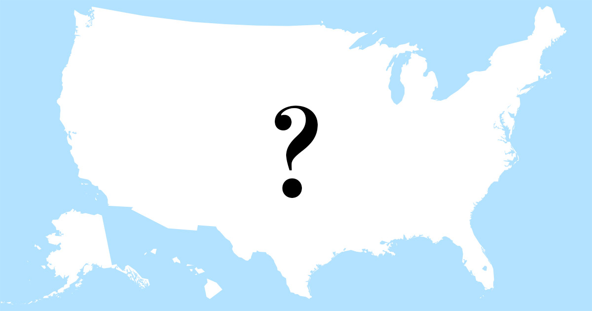 A new atlas gives a sense of what's truly happening in america. How Many States Have You Been To Washington Post