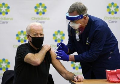 Biden Attains Half The Target Of His Covid Vaccine Strategy