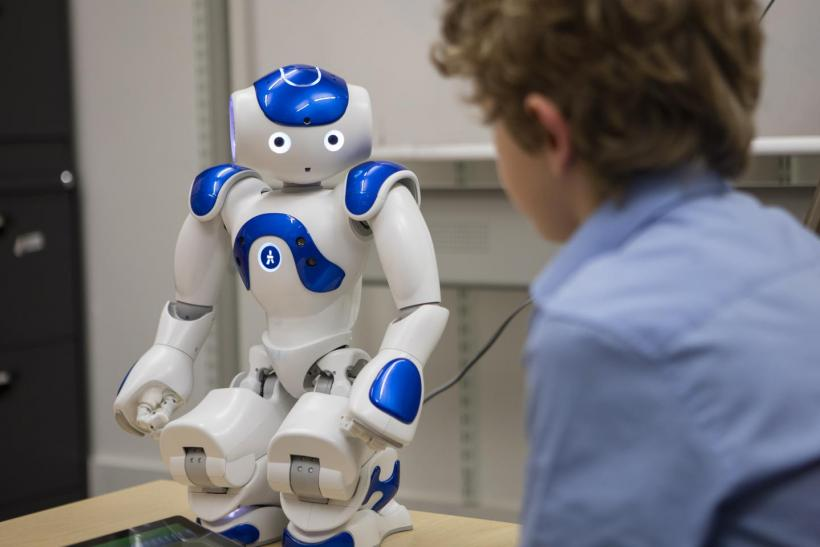 Social Robots To Help Kids Fight Disease And Anxiety