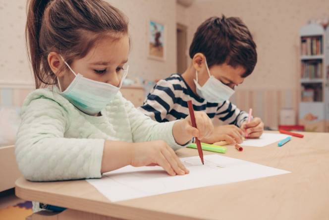 Unusual Health Developments Are Seen In Children Amidst Ongoing Pandemic