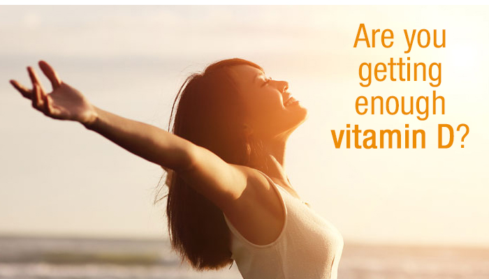 Are You Getting Enough Vitamin D?