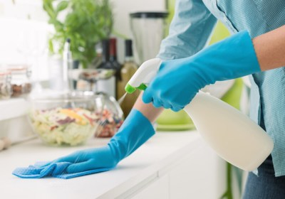 Cleaning Surfaces Doing More Harm Than Good To Prevent The Corona Virus