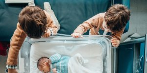 Pandemic Brings A Drop In Birth Rate In The U.S.