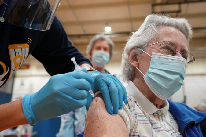 Herd Immunity Becoming A Mirage In The U.S