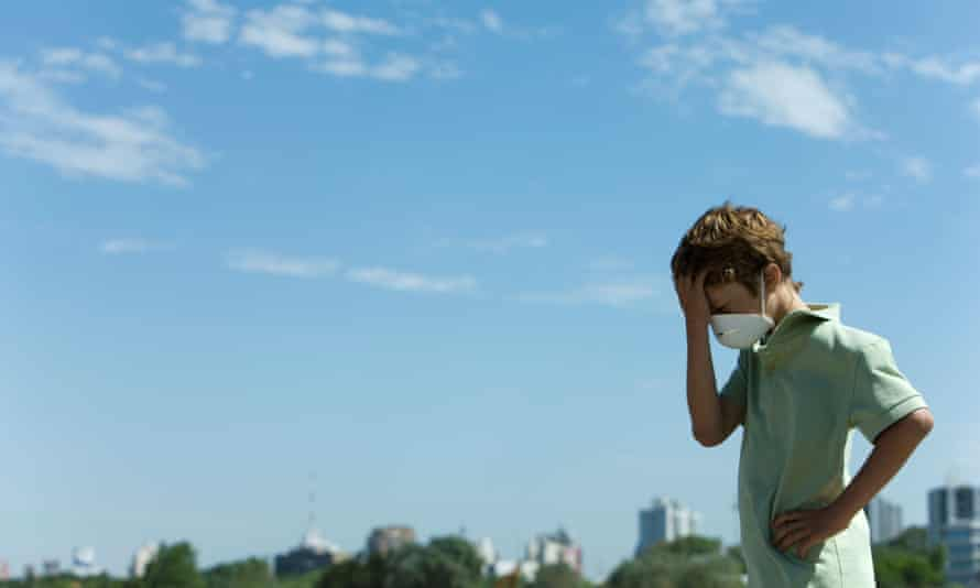 Study: Link Between Air Pollution And Mental Illness
