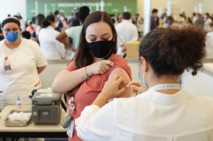 The United States Of America Might Reach 70% Vaccine Coverage By The Summer