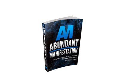 Abundant Manifestation Reviews – A Beneficial Book To Obtain Your Goals?