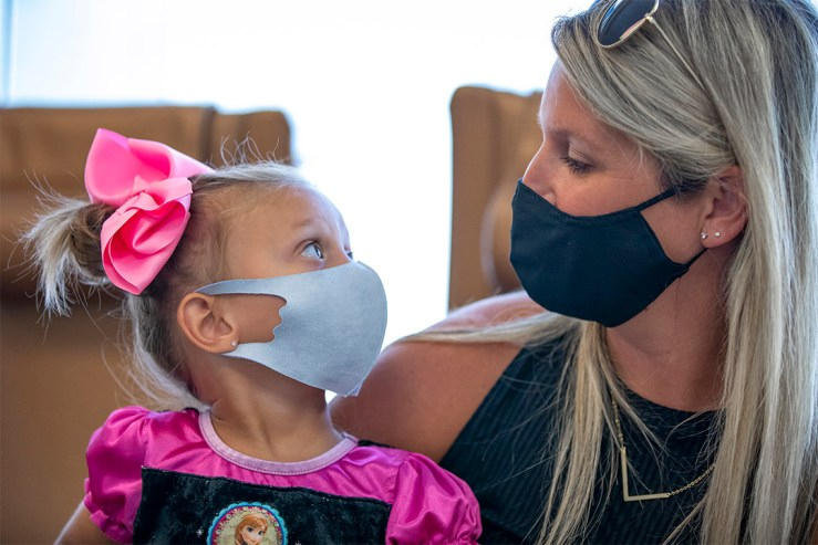 American Academy Of School Announces To Wear Mask Over Age 2