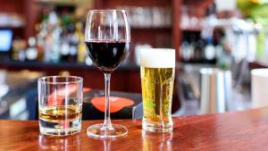 Moderate Drinking Might Be Good For Heart Health
