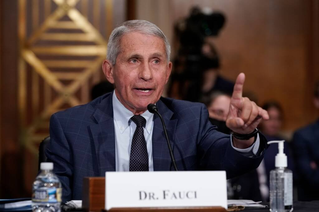 U.S. Infection Total Exceeds 2020; Fauci: Football Stadiums Aren't Smart: Covid-19 Update