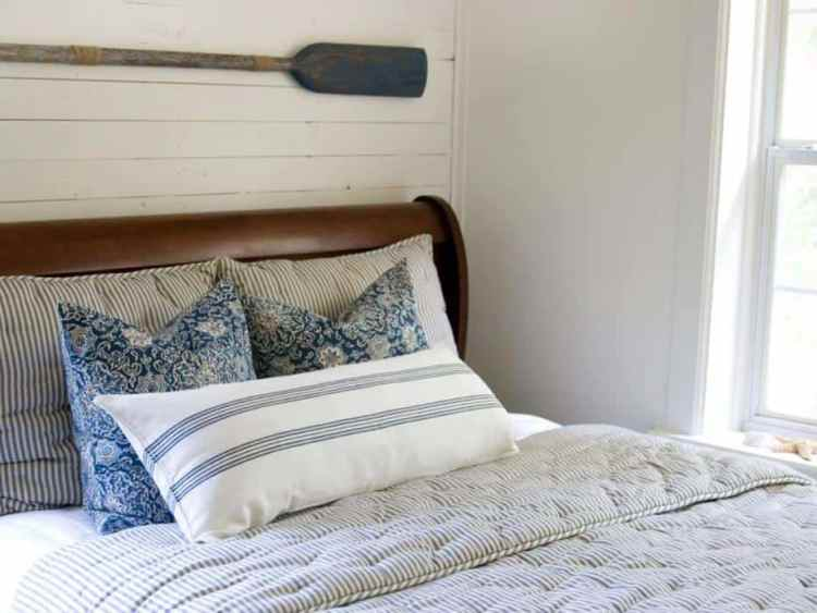 Boathouse Retreat coastal glam decor