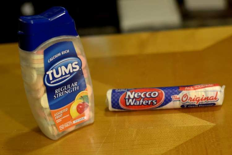 Tums while pregnancy