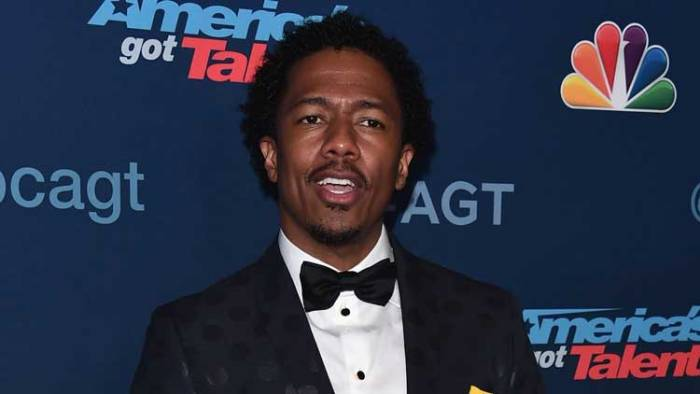 nick cannon agt