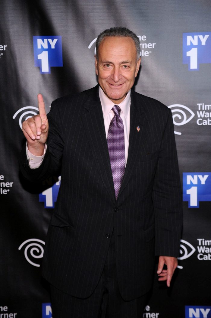 chuck schumer comments