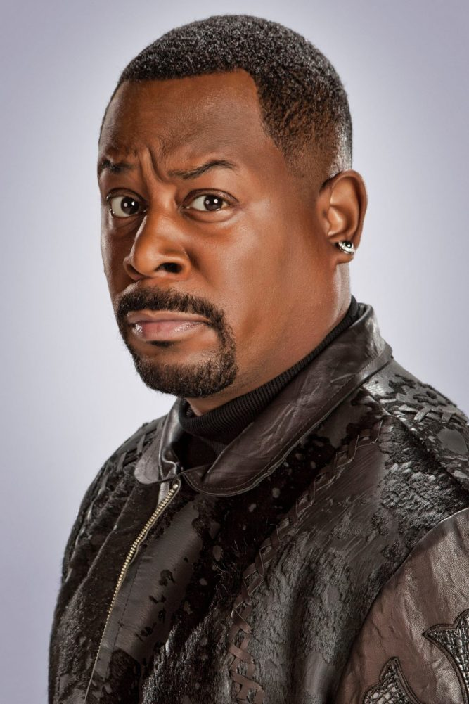 martin lawrence daughters