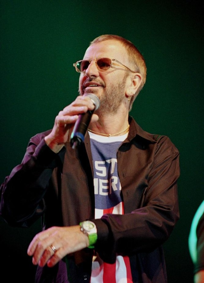 the ringo starr band