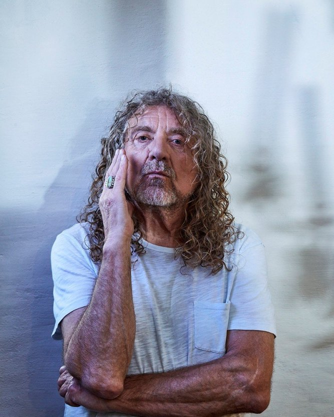 robert plant discography