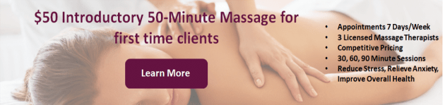 massage therapy robbinsville nj