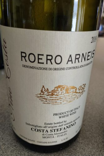 Wine In the Time of Coronavirus, Part 32: Roero Deep Dive