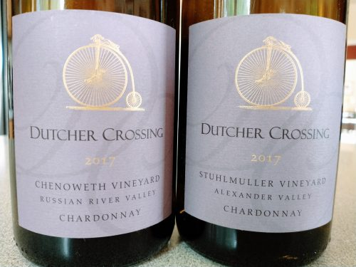 Wine In the Time of Coronavirus, Part 36: Sonoma County Chardonnay Tour with Dutcher Crossing